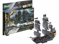 Revell - Black Pearl Model Set, 1/150, 65499