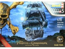 Revell - Black Pearl, Scale: 1/72, 05699