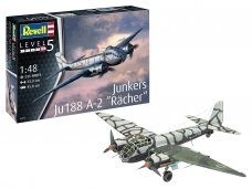 "Revell - Junkers Ju188 A-2 ""Rächer"", Scale: 1/48, 03855"