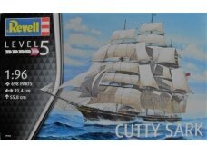 Revell - Cutty Sark, Scale: 1/96, 05422