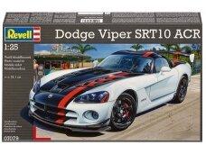 Revell - Dodge Viper SRT10 ACR, Mastelis: 1/24, 07079