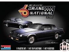 Revell - '87 Buick™ Grand National™ 2'N1, Mastelis: 1/24, 14495