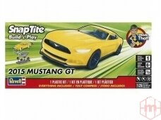 Revell - 2018 Mustang, Scale: 1/25, 11996