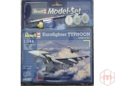 Revell - Eurofighter Typhoon Gift set, 1/144, 64282