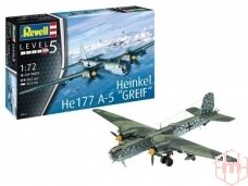 "Revell - Heinkel He177 A-5 ""GRIEF"", 1/72, 03913"