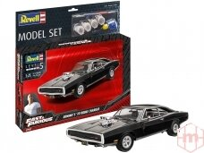 Revell - Fast & Furious - Dominics 1970 Dodge Charger Model Set, 1/25, 67693