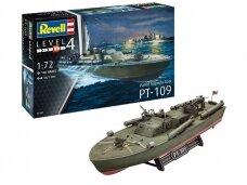 Revell - Patrol Torpedo Boat PT-109, 1/72, 05147