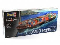Revell - Container Ship COLOMBO EXPRESS, Mastelis: 1/700, 05152