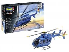 "Revell - EC 145 ""Builders' Choice"", Mastelis: 1/72, 03877"