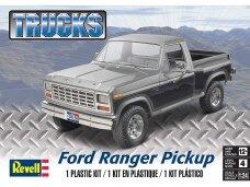 Revell - Ford Ranger Pickup, Mastelis: 1/24, 14360