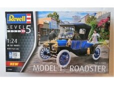 Revell - Ford T Modell Roadster (1913), Scale: 1/24, 07661