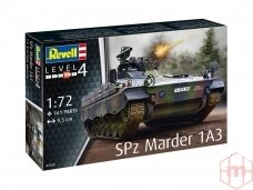 Revell - SPz Marder 1A3, Scale: 1/72, 03326