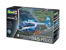 """Revell - H145 """"Police"""", Scale: 1/32, 04980"""