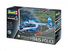 "Revell - H145 ""Police"", Mastelis: 1/32, 04980"