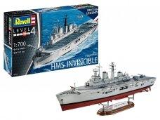 Revell - HMS Invincible (Falklands War), 1/700, 05172