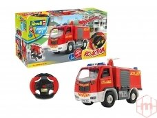 Revell - JUNIOR KIT RC Fire Truck, 1/20, 00970