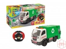 Revell - JUNIOR KIT RC Garbage Truck, 1/20, 00971