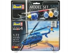 "Revell - Eurocopter EC 145 ""Builder's Choice"" Model Set, 1/72, 63877"