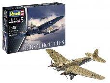 Revell - Heinkel He111 H-6, Mastelis: 1/48, 03863