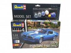 Revell - 1970 Pontiac Firebird Model Set, 1/24, 67672