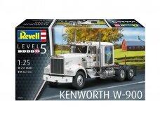 Revell - Kenworth W-900, Mastelis: 1/25, 07659