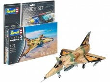 Revell - Kfir C-2 Model Set, Scale: 1/72, 63890
