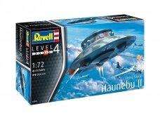 Revell - Flying Saucer Haunebu II, Mastelis: 1/72, 03903