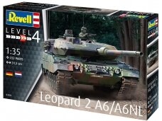 Revell - Leopard 2A6/A6NL, Scale: 1/35, 03281