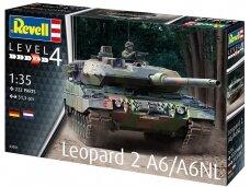 Revell - Leopard 2A6/A6NL, Mastelis: 1/35, 03281