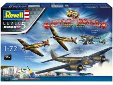 Revell - 80th Anniversary Battle of Britain Gift set, Scale: 1/72, 05691