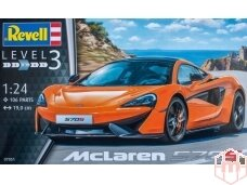 Revell - McLaren 570S, Mastelis: 1/24, 07051
