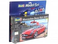 Revell - Mercedes SLS AMG Model Set, 1/24, 67100