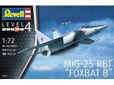 Revell - Mikoyan MiG-25 RBT, Mastelis: 1/72, 03878