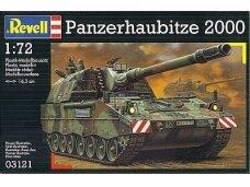 Revell - Panzerhaubitze 2000, Mastelis: 1/72, 03121