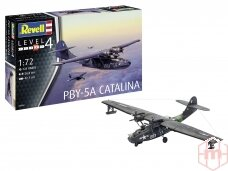 Revell - PBY-5a Catalina, Scale: 1/72, 03902