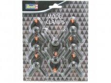 Revell - Model clamps set (8 pcs.), 39070