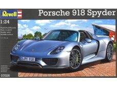 Revell - Porsche 918 Spyder, 1/24, 07026