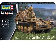 Revell - Sturmpanzer 38(t) Grille Ausf. M, 1/72, 03315