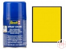 Revell - Yellow Gloss Spray Colour Paint 100ml, 34112