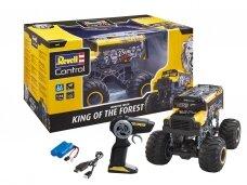 """Revell - Radijo bangomis valdomas Monster Truck """"KING OF THE FOREST"""" RC, 24557"""