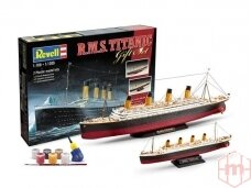 Revell - R.M.S. Titanic Gift set, Scale: 1/1200 and 1/700, 05727