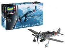 "Revell - Fw190 A-8 ""Sturmbock"", 1/32, 03874"