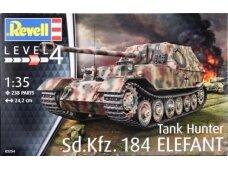 Revell - Sd.Kfz.184 Tank Hunter ELEFANT, Scale: 1/35, 03254