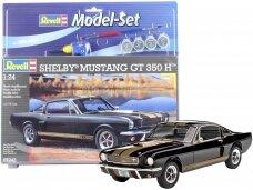 Revell - Shelby Mustang GT 350 Model Set, 1/24, 67242