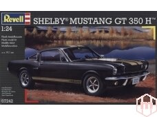 Revell - Shelby Mustang GT 350 H, Mastelis: 1/24, 07242