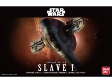 Revell - Slave 1, Scale: 1/144, 01204