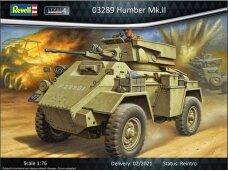 Revell - Humber Mk. II, Scale: 1/76, 03289