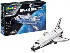 Revell - Space Shuttle 40th Anniversary Model Set, 1/72, 05673