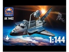 Ark Models - Soviet Space Shuttle Buran, Mastelis: 1/144, 14402