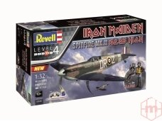Revell - Spitfire MkII Aces High Model Set, Scale: 1/32, 05688